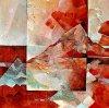 Paysage abstrait